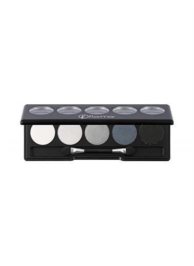 Flormar Color Palette Eyeshadow  Tonları Göz Farı Renkli